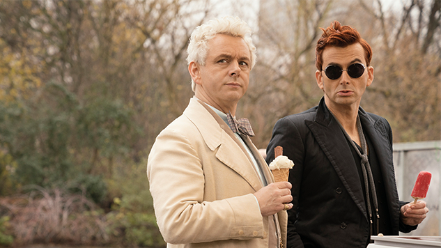 Amazon Prime Reveals <i>Good Omens</i>, <i>Hanna</i> Release Dates, More