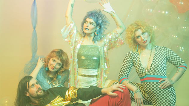 "Tacocat Shine on New Single ""Grains of Salt,"" Detail Forthcoming Album <i>This Mess Is a Place</i>"