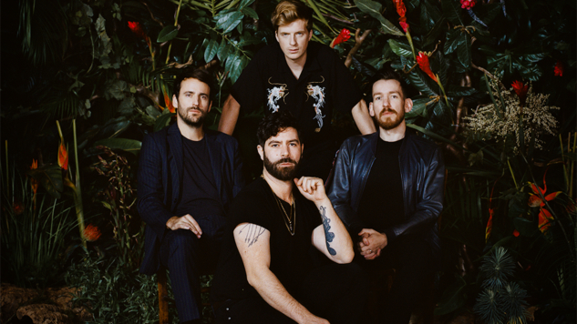 "Foals Release New Song ""On The Luna,"" Confirm Headlining Tour Dates"