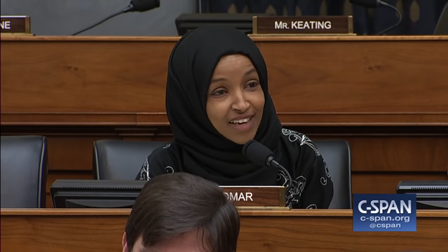 Ilhan Omar Warns: Don't Trust Trump