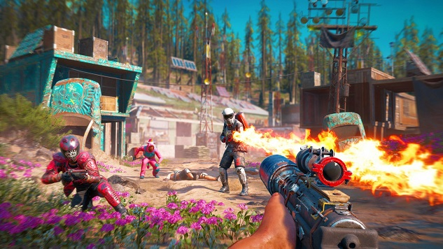 <i>Far Cry New Dawn</i> Is Far Cry on a Smaller Scale