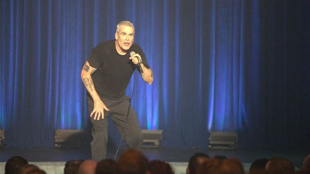 Henry Rollins, Who Is Not a Comedian, Discusses His New Stand-up Special