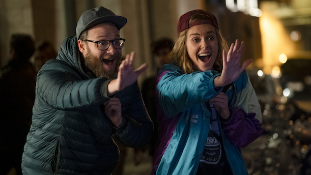 Watch the New Trailer for <i>Long Shot</i>, Starring Seth Rogen and Charlize Theron