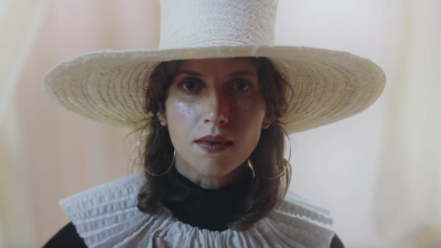 "Daily Dose: Aldous Harding, ""The Barrel"""