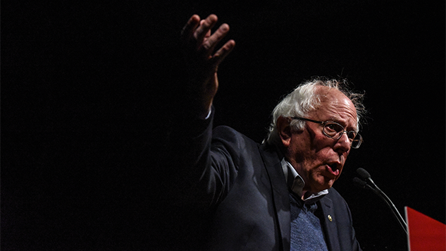 The Bern Is Back: Sanders Officially Announces His Presidential Campaign