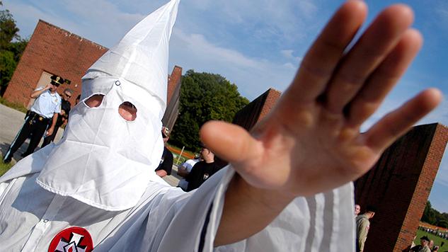 Alabama Newspaper Editor Calls for the Return of the Ku Klux Klan, Lynching