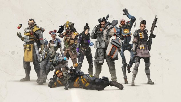 A New Gun Is Coming to Apex Legends Today and Everyone's Excited