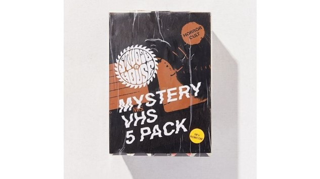 Urban Outfitters Is Charging $40 for 5-Packs of Random, Used VHS Tapes