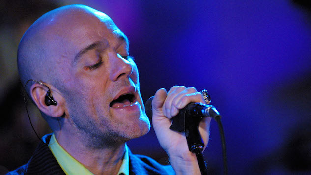 """Listen to R.E.M. Perform """"Losing My Religion,"""" Released on This Day in 1991"""