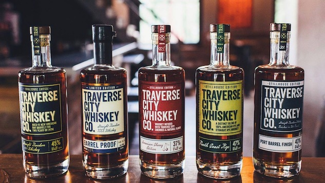 Traverse City Whiskey Co. Leans on its Michigan Roots