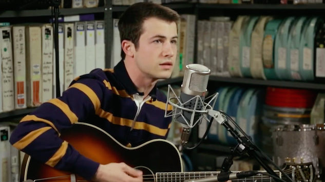 Watch Wallows' Slick Rock Session in the Paste Studio