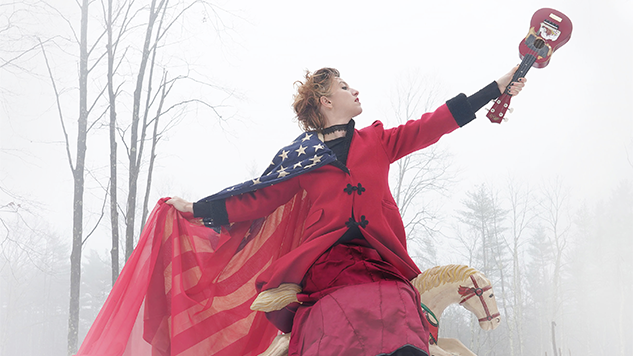 """Amanda Palmer Addresses Abortion on New Single, """"Voicemail for Jill"""""""