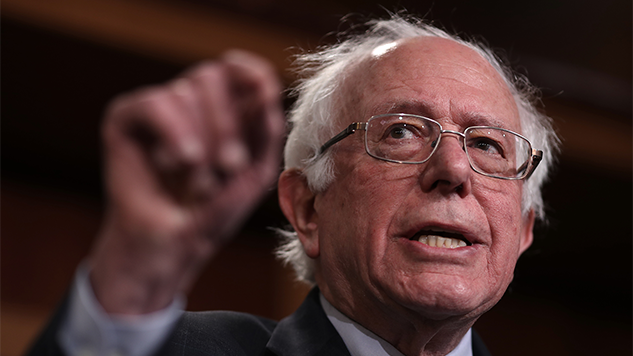 Iowa's Last Poll Shows Bernie with a 7-Point Lead