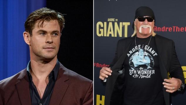 Chris Hemsworth Will Play Hulk Hogan in the Weirdest Netflix Biopic in Memory