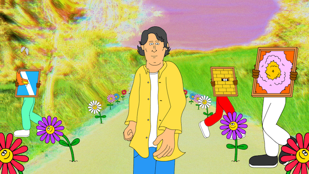 "Stephen Malkmus Is ""Rushing the Acid Frat"" in New Single/Video"