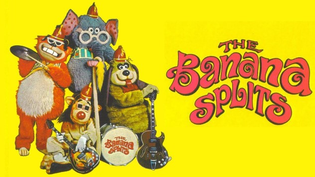 <i>The Banana Splits</i> Are Returning, But as a Horror Film for Some Reason