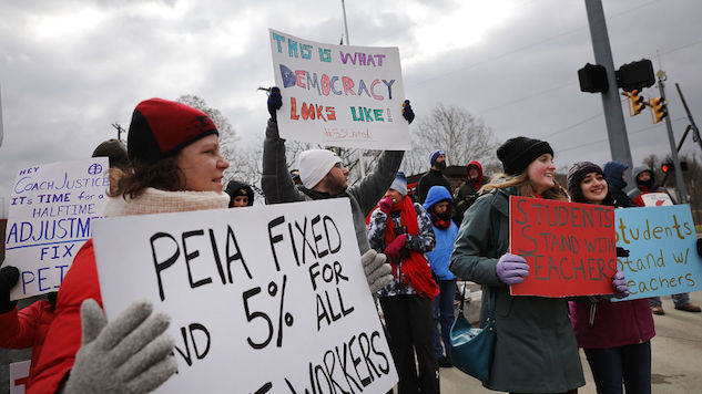 West Virginia Teacher's Strike Continues After Resolution