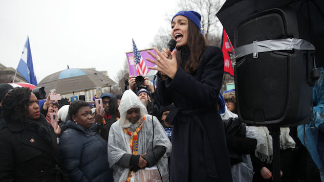 Alexandria Ocasio-Cortez Slams Publication of Her Home Address After Arrest of Domestic Terrorist