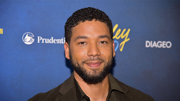 Jussie Smollett Arrested, Charged with Disorderly Conduct