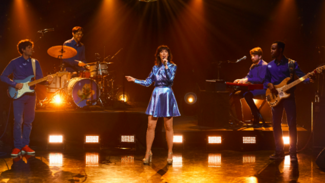 Watch Natalie Prass Throw it Back to 1970 with Groovy <i>Corden</i> Performance