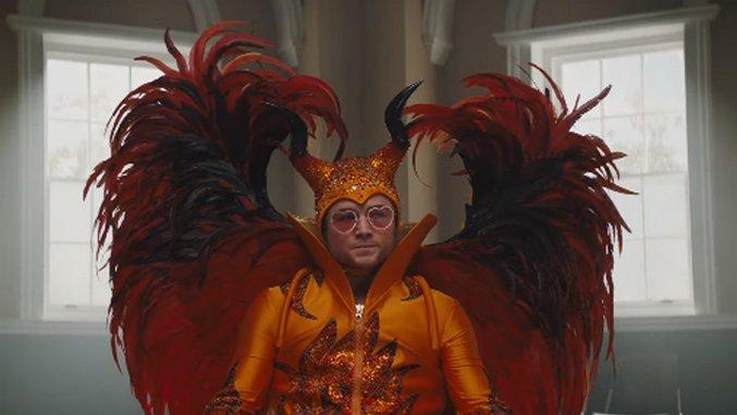 Elton John Criticizes Catholic Church for Investing in <i>Rocketman</i> But Calling Gay Marriage a Sin