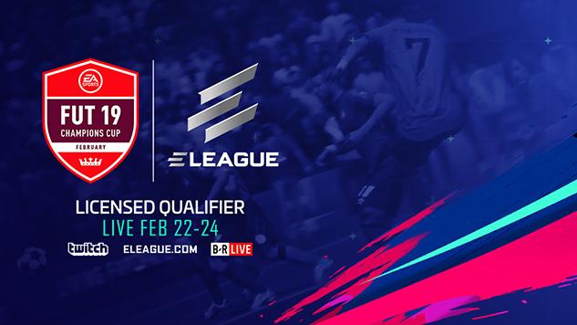 ELEAGUE Will Play Host to February's <i>FIFA 19</i> Champions Cup