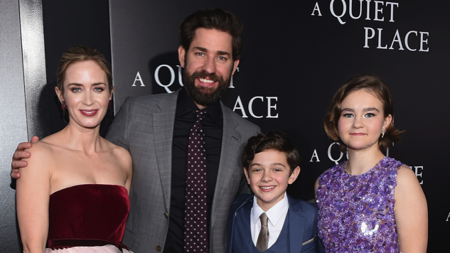 Emily Blunt, Millicent Simmonds, Noah Jupe in Talks for <i>A Quiet Place</i> Sequel