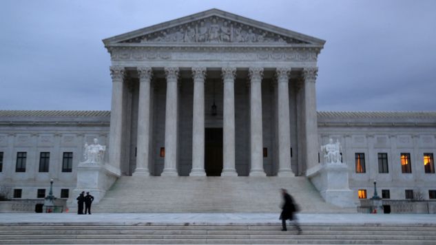 Supreme Court Makes Constitutional History in Civil