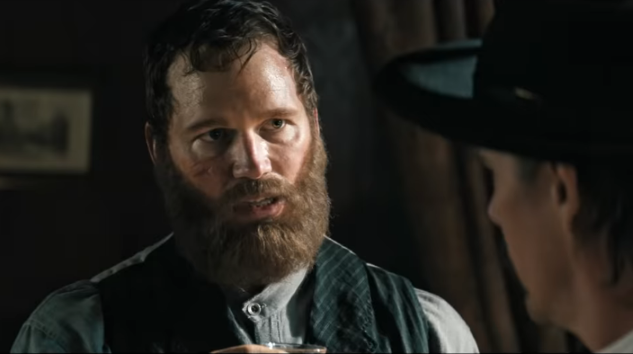 Chris Pratt Plays a Western--Villain?--In the First Trailer for Vincent D'Onofrio's <i>The Kid</i>