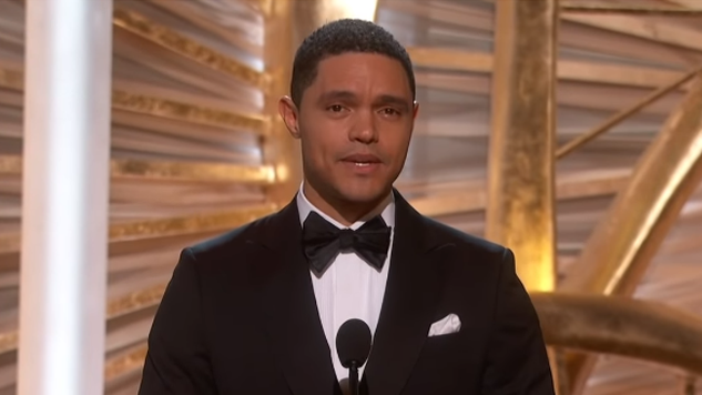 Here's Trevor Noah's Joke from the Oscars that You Almost Definitely Missed