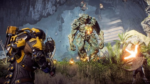 The Disappointing <i>Anthem</i> Tries to Do Too Much