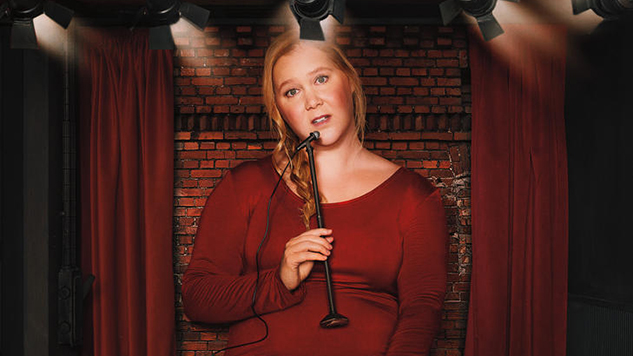 Amy Schumer Does Some <i>Growing</i> for Forthcoming Netflix Special