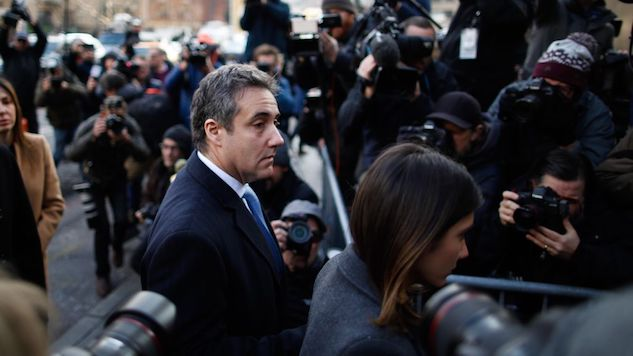Michael Cohen Expected to Give Bombshell Testimony on Trump
