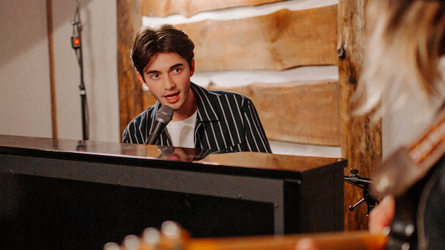 Watch Greyson Chance Perform Songs From New Album <i>portraits</i> in the <i>Paste</i> Studio