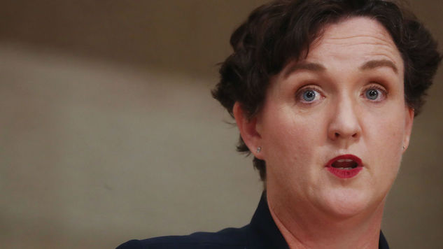 Watch: Rep. Katie Porter Takes Equifax CEO to Task Over Company's Legal Practices