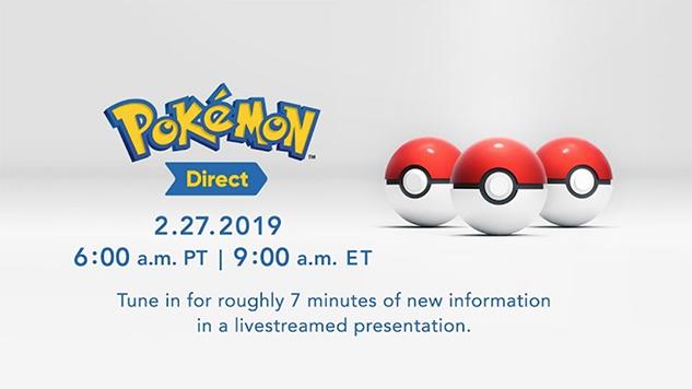 Nintendo to Livestream Big <i>Pokémon</i> Update This Week