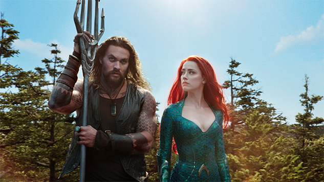 Warner Bros  Announces Aquaman 2 Release Date :: Movies