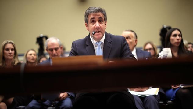 Yellow? Mellow. Cohen's Testimony Implies There's no Pee Tape