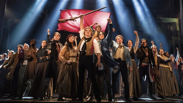 <i>Les Misérables</i> National Tour