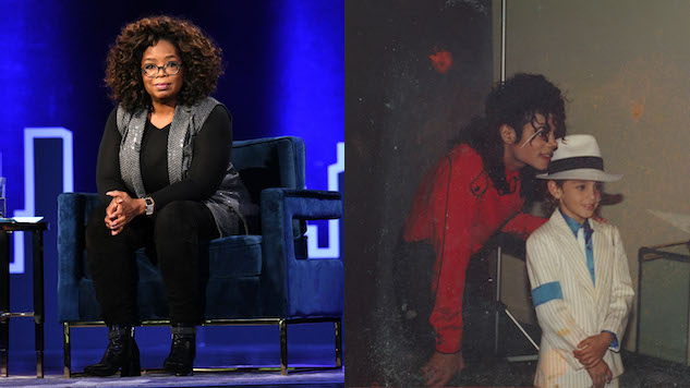 Oprah to Speak with <i>Leaving Neverland</i> Subjects on HBO