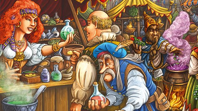 The Quacks of Quedlinburg Is a Great Board Game with an Awkward Name