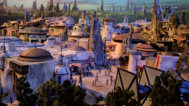 Star Wars: Galaxy's Edge Will Make You the Star of Your Own Star Wars Adventure