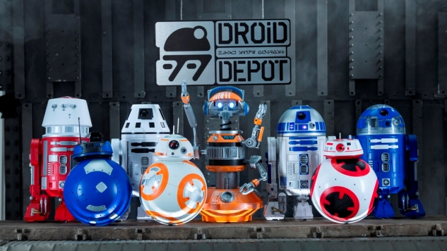 The Merchandise of Star Wars: Galaxy's Edge