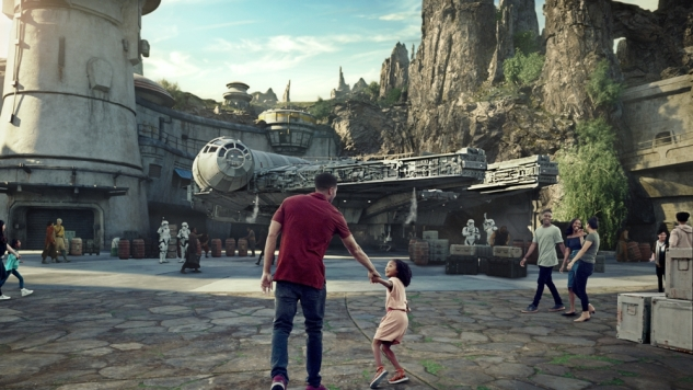 The Rides of Star Wars: Galaxy's Edge