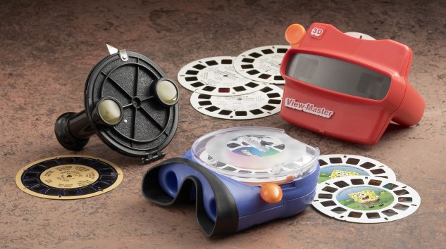 MGM and Mattel Are Making a Freakin' View-Master Movie