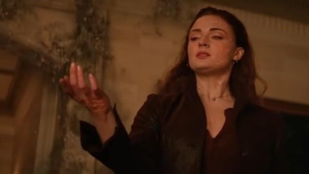 The Second <i>X-Men: Dark Phoenix</i> Trailer Shows off Jean Grey Running Amok