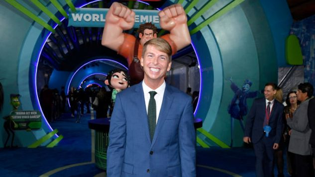 Jack McBrayer Doesn't Know if There's a Fix-It Felix Sr.