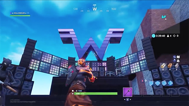 Weezer Made Their Own Island on <i>Fortnite</i>, Are Doing Just Fine