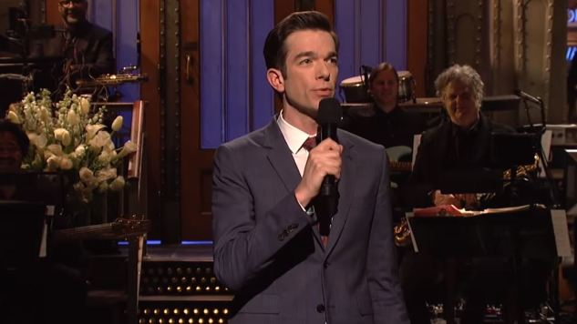 Watch John Mulaney Do a Tight Seven of Stand-up for His <i>SNL</i> Monologue