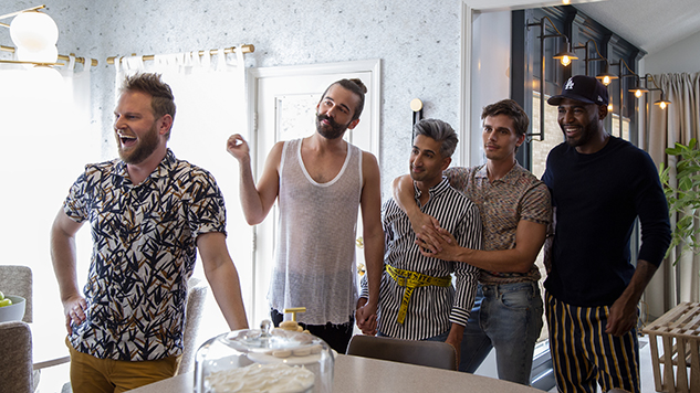The <i>Queer Eye</i> Season Three Trailer Is Here, Honey